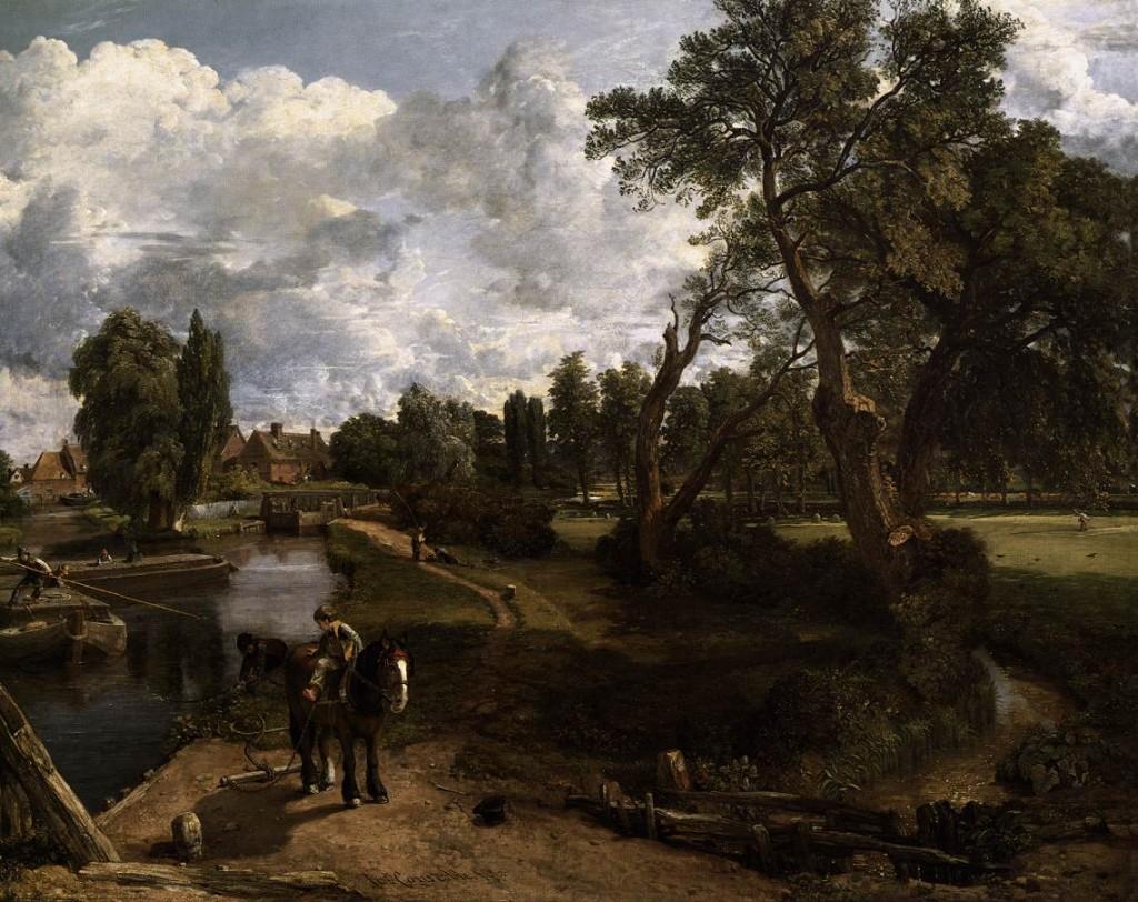 John_Constable_-_Flatford_Mill_-_WGA5188