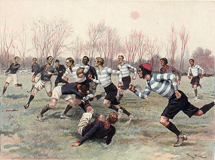 Stade Français - Racing Club del 1892
