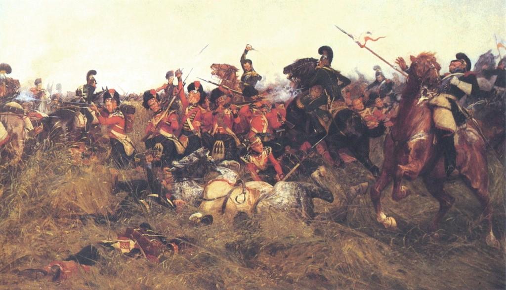 Wollen,_Battle_of_Quatre_Bras