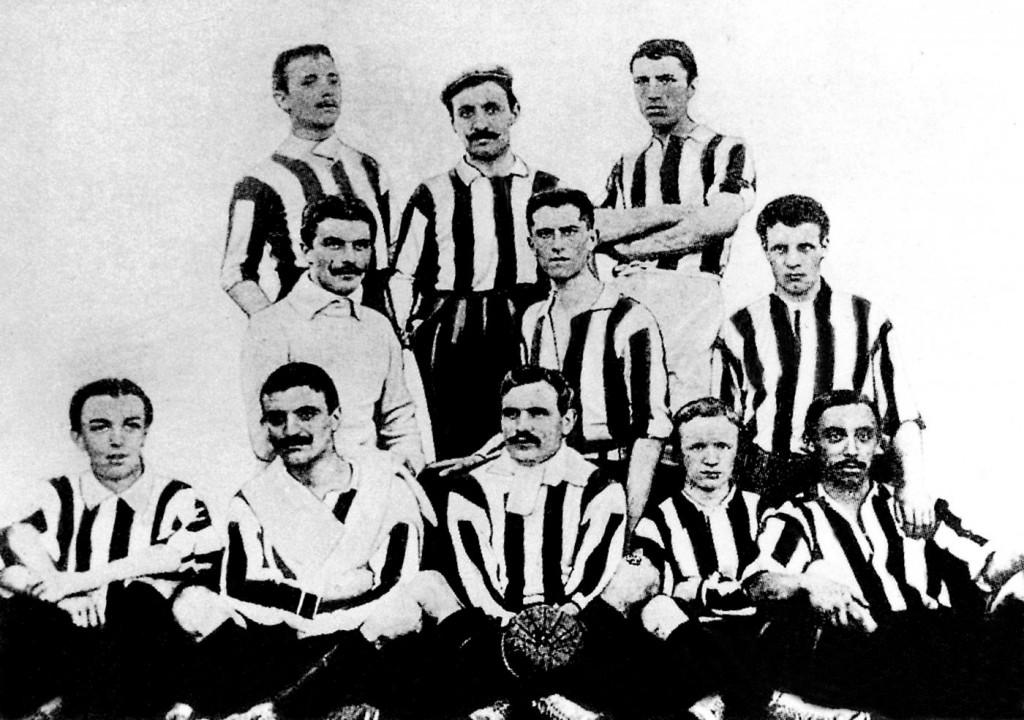 Formazione Juventus 1905
