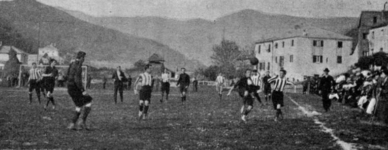 Genoa-Juventus, 13 aprile 1903