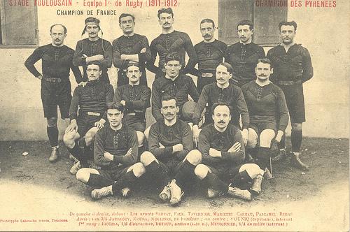 Stade Toulousain, 1912