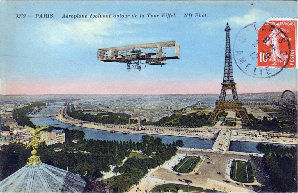 Cartolina del 1909-1910