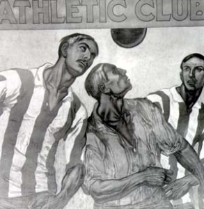 1913. Aurelio Arteta, Athletic Club. Collezione privata.
