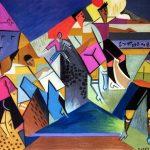 Football e cubismo 2: i quadri sul calcio di André Lhote