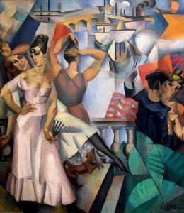 andre-lhote-lescale-1913-parigi-musee-dart-moderne-de-la-ville-de-paris