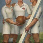 Tra sport e religione. Il calcio e il rugby nei quadri di Ángel Zárraga